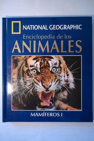 Enciclopedia de los animales, Mamíferos 1: National Geographic
