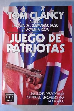 Juego de patriotas: Tom Clancy