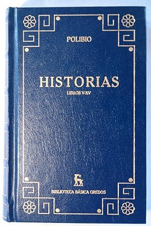 Historias libros V-XV Tomo II: Polibio