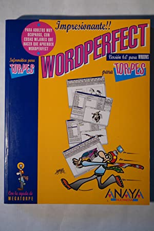 Wordperfect ( versión 6,0 para Windows) para: VV.AA.