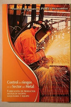 Control de riesgos en el sector del metal: Varios