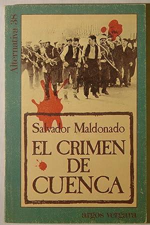 El crimen de Cuenca: Salvador Maldonado