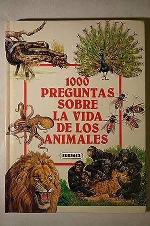 1000 preguntas sobre la vida de los animales: Virginio Sala