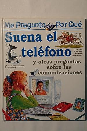 Me pregunto Por Qué suena el teléfono: Richard Mead