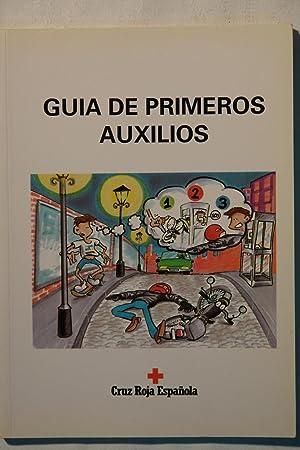 Guía de Primeros Auxilios: Carlos Urkia Mieres