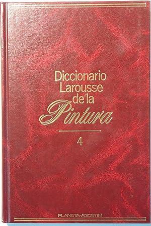 Diccionario Larousse de la Pintura Tomo I, II, III, IV, V y VI: Varios