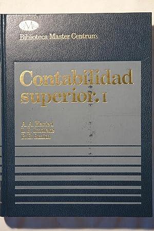 Contabilidad Superior I.: A.A. Haried, L.F. Imdieke y R.E. Smith