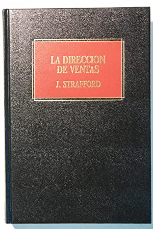 la Dirección de ventas: J. Strafford