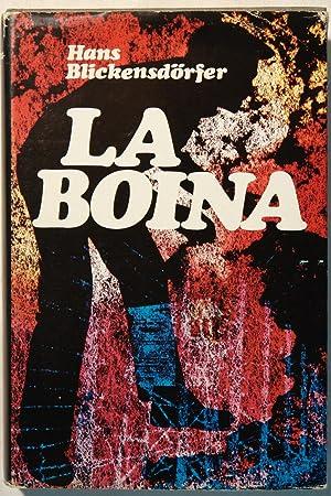 La Boina: Hans Blickensdörfer