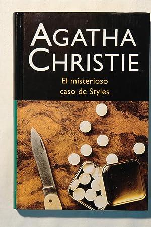 El misterioso caso de Styles: Agatha Christie