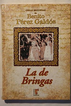 La de Bringas: Benito Pérez Galdós