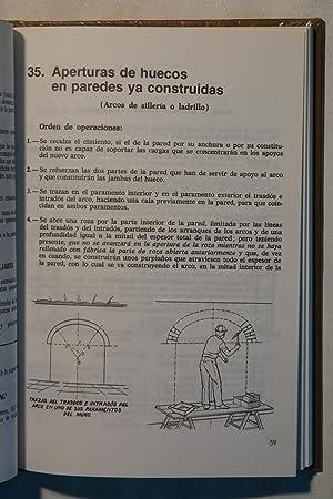 Enciclopedia de la construcción, Práctica Constructiva: Francisco Arquero