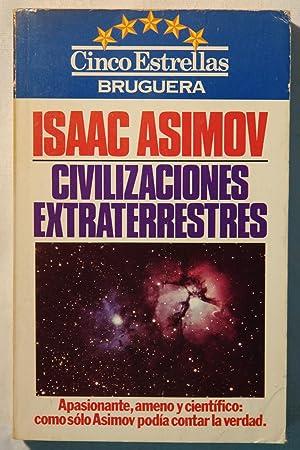 Civilizaciones extraterrestres: Isaac Asimov