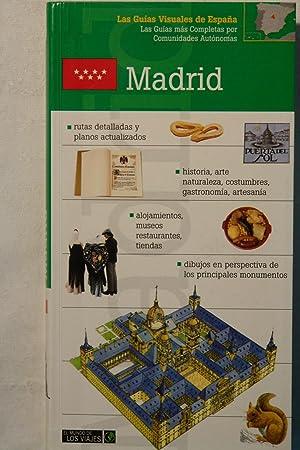 Las guías visuales de España: Madrid: Varios
