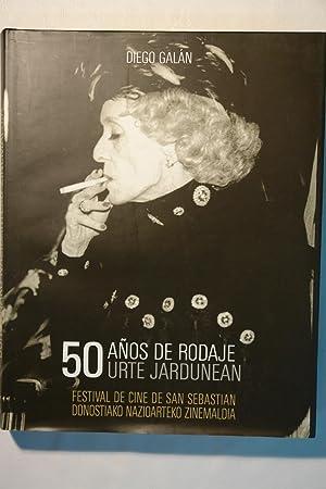 50 años de rodaje: Diego Galán