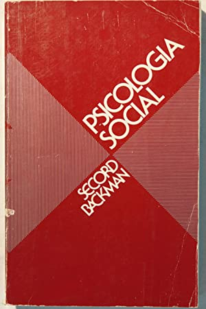 Psicología social: Paul F. Secord y Carl W. Backman