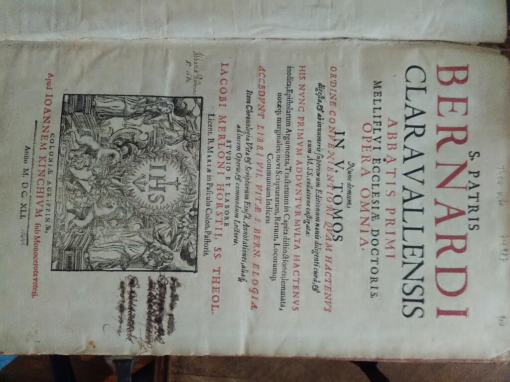 La Maison Du Bois Clairvaux vialibri ~ rare books from 1641 - page 5