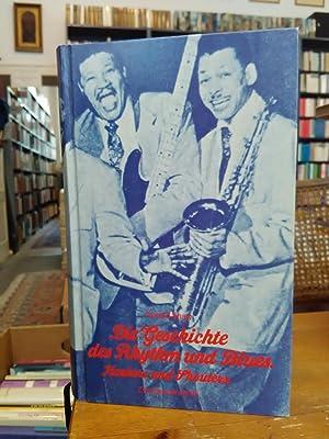 Die Geschichte des Rhythm und Blues. Honkers: Shaw, Arnold: