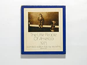 The Little People of American (signed): Les Krims