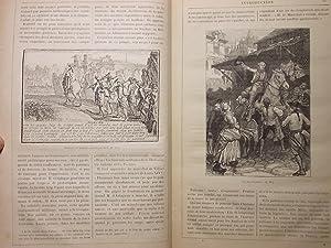 Histoire de la Révolution Française en quatre volumes: Jules Michelet