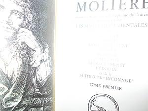 Oeuvres: Molière