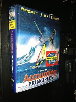 Accounting principles 7th edition, puerto rico: Weygandt,Kieso,Kimmel