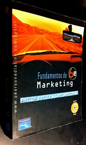 Fundamentos de Marketing (Spanish Edition): Kotler