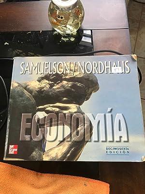 Economia - 16b* Edicion (Spanish Edition): Nordhaus, William D.;