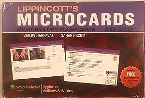Lippincott's Microcards: Microbiology Flash Cards: Harpavat MD, Sanjiv;