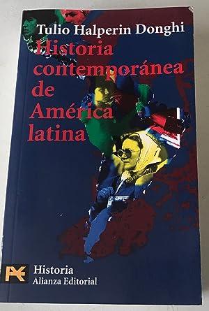 Historia contemporanea de America Latina (El Libro: Donghi, Tulio Halperin