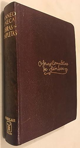 Obras Completas by Lucio Anneo Seneca: Seneca, Lucio Anneo
