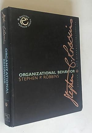 Stephen Robbins Organizational Behavior Seller Supplied