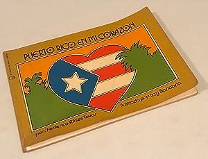 Puerto Rico in My Heart/ En Mi: Federico Ribes Tovar