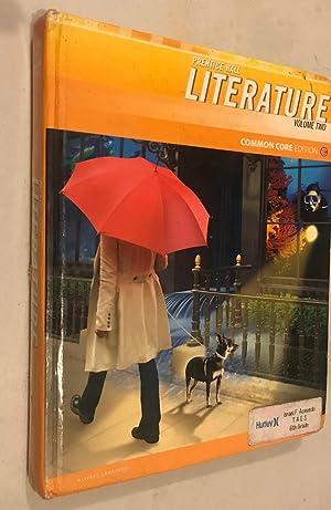 Prentice Hall Literature Common Core Edition, Grade: prentice hall literature