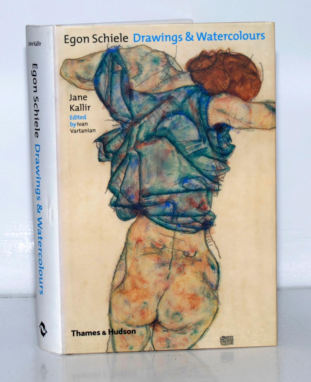 Egon Schiele: Drawings & Watercolours Kallir, Jane & Vartanian, Ivan (Ed.)