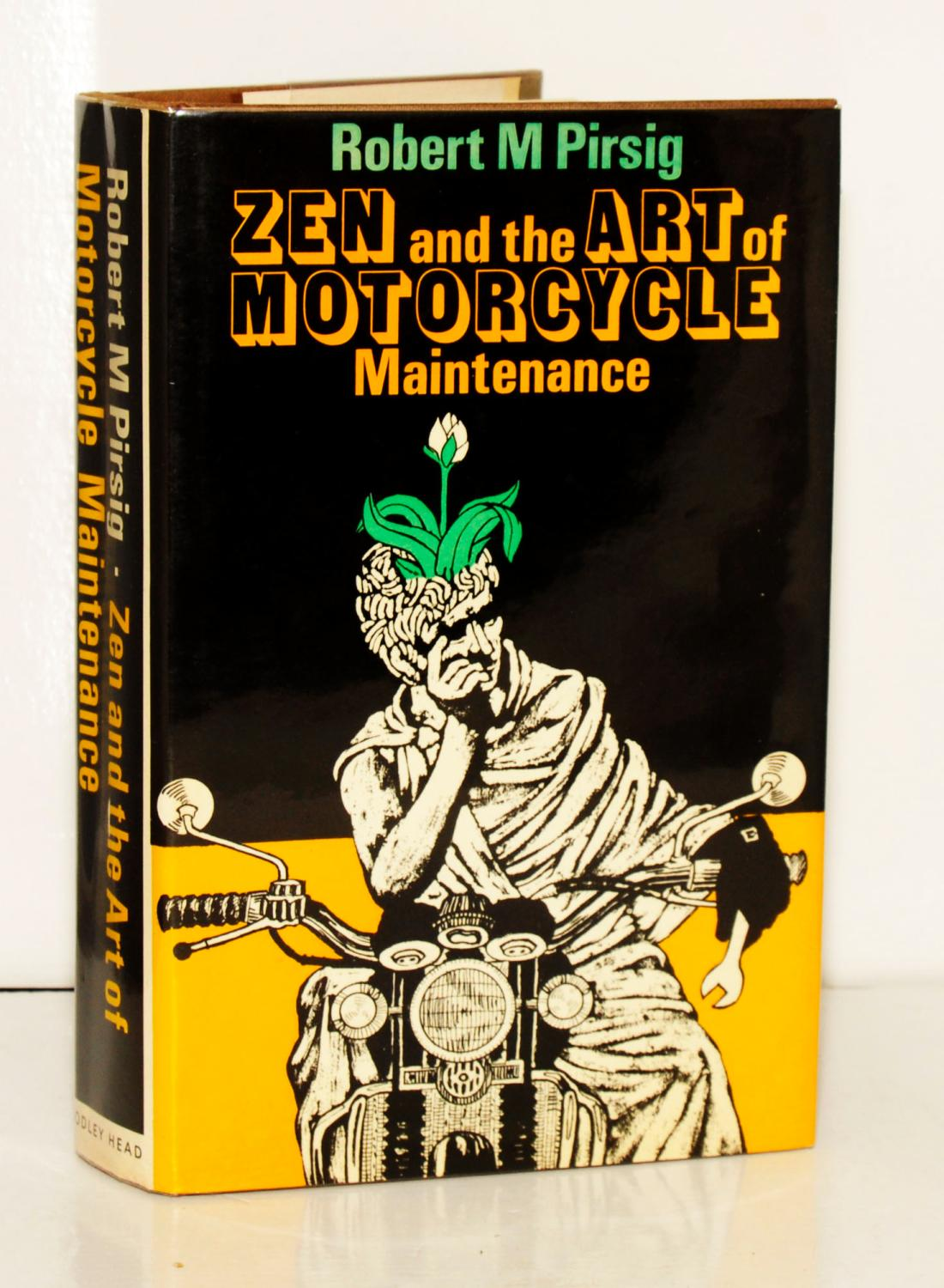 zen and the art of motorcycle How can the answer be improved.