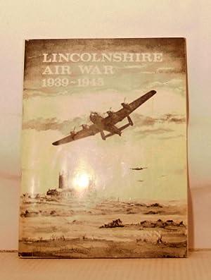 Lincolnshire Air War 1939-1945: Two Volumes: Finn, S.