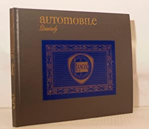Automobile Quarterly: Fourth Quarter 1974, Volume XII,: Anon