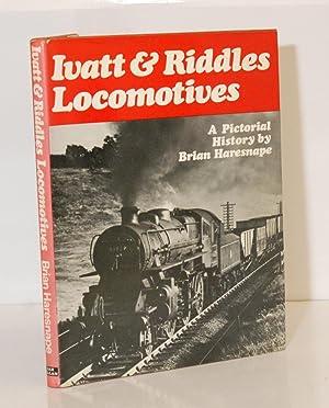 Ivatt & Riddles Locomotives: A Pictorial History: Haresnape, Brian