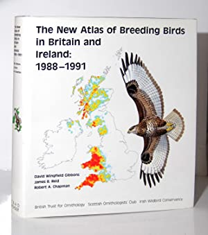 The New Atlas of Breeding Birds in Britain and Ireland: 1988-1991