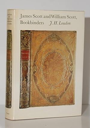 James Scott and William Scott, Bookbinders: Loudon, J. H.