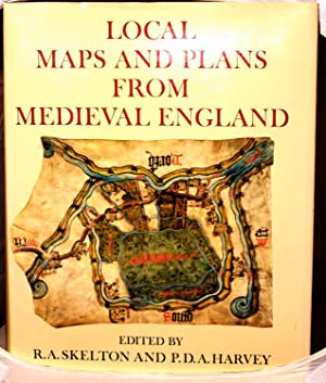 Local Maps and Plans from Medieval England.: Skelton R.A. &