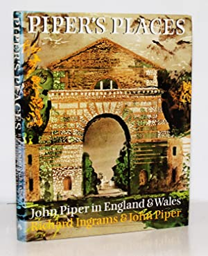 Piper's Places. John Piper in England & Wales.