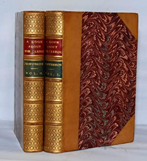 A Book About The Clergy: Two Volumes