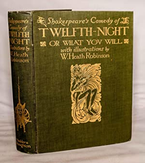 Shakespeare's Comedy of Twelfth Night or What: Shakespeare