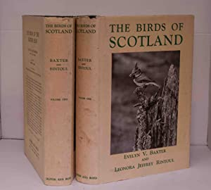 The Birds of Scotland: Their History, Distribution, and Migration (Two Volumes)
