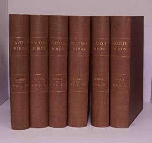 A History of British Birds: Six Volume Set