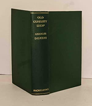 The Old Curiosity Shop and Master Humphrey's: Dickens, Charles
