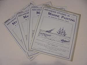 Vere Foster's Water-Colour Series - Advanced Studies in Marine Painting: Four Parts