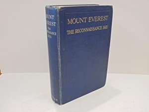 Mount Everest: The Reconnaissance 1921